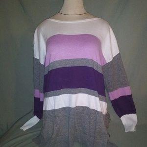 Beautiful Liz Claiborne Woman Sweater. Size 1X.